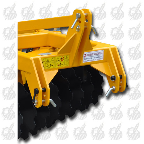 3_point_hitch_trailed_disc_harrows