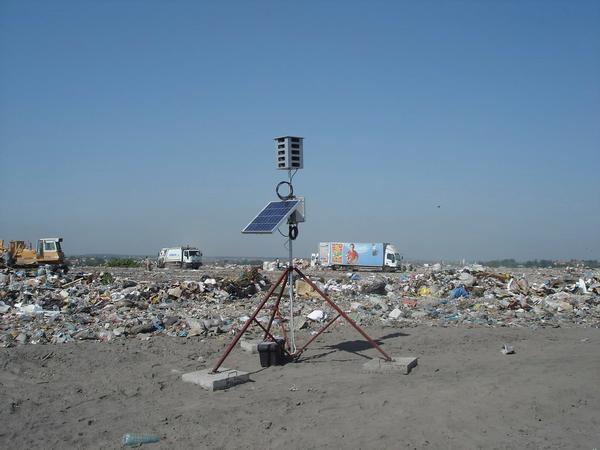 BirdGard_Super_Pro_AMP_waste_landfill