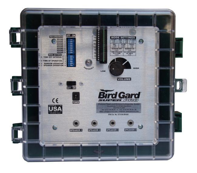 BirdGard_Super_Pro_Gerat